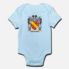 Cavaliere Coat of Arms - Family Crest Body Suit