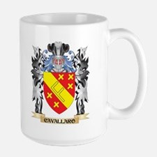 Cavallaro Coat of Arms - Family Crest Mugs