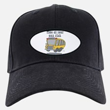 Ride At Your Own Risk Baseball Hat