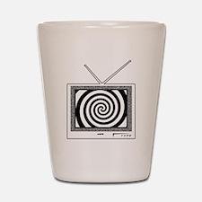 Be Hypnotised. Shot Glass
