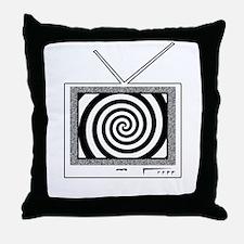 Be Hypnotised. Throw Pillow