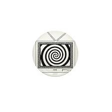 Be Hypnotised. Mini Button