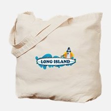 Long Island - New York. Tote Bag