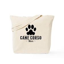 Cane Corso Mom Tote Bag