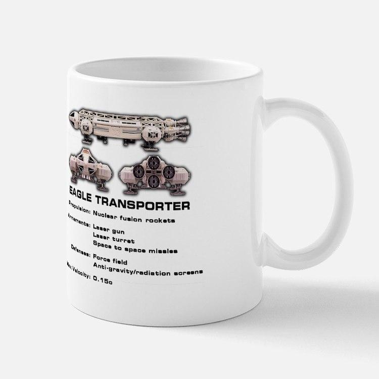 Cute Science fiction Mug