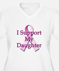 I Support My Daughter T-Shirt
