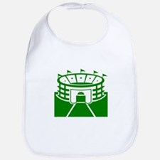 Green Stadium Bib
