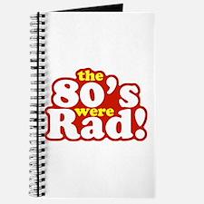 Rad Eighties Journal