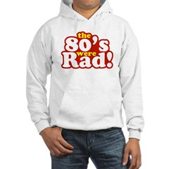 Rad Eighties Hoodie