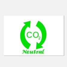 Carbon Neutral Postcards (Package of 8)