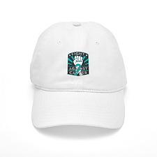 Fight Against Cervical Cancer Baseball Cap