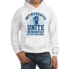 Introverts Unite Hoodie