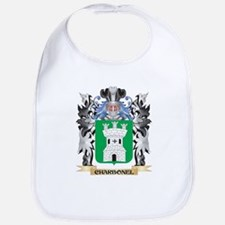 Charbonel Coat of Arms - Family Crest Bib