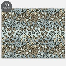 Leopard Spots Puzzle