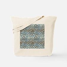 Leopard Spots Tote Bag