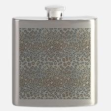 Leopard Spots Flask