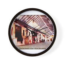 1907 Tulane & Crescent Theaters Arcade Wall Clock