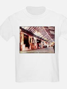 1907 Tulane & Crescent Theaters Arcade Kids T-Shir