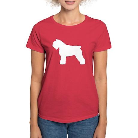 Bouvier des Flandres Dog Women's Dark T-Shirt