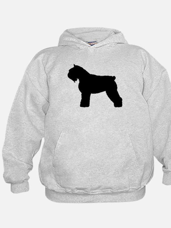 Bouvier des Flandres Dog Hoodie