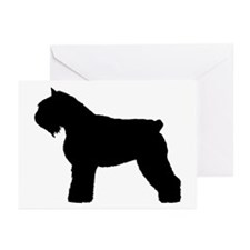 Bouvier des Flandres Dog Greeting Cards (Pk of 10)
