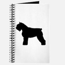 Bouvier des Flandres Dog Journal