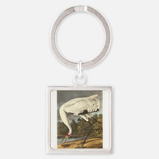 Whooping Crane Keychains