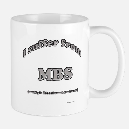 Bloodhound Syndrome Mug