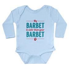 Cuter Barbet Body Suit