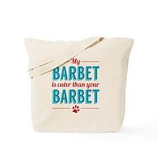 Cuter Barbet Tote Bag