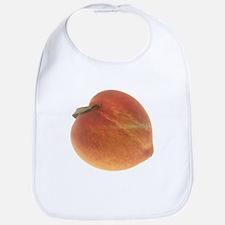 Georgia Peach Bib