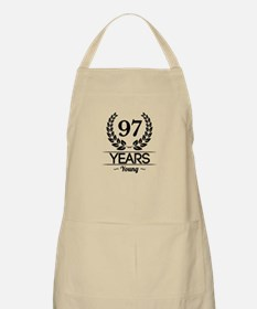 97 Years Young Apron