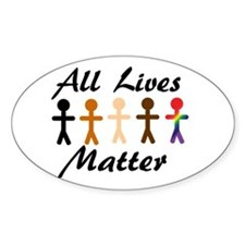All Lives Matter Decal