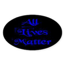 All Lives Matter Decal