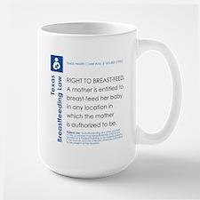 Breastfeeding In Public Law - Texas Mugs
