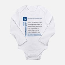 Breastfeeding In Public Law - Texas Body Suit