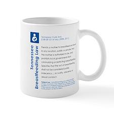 Breastfeeding In Public Law - Tennessee Mugs