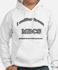 Border Collie Syndrome Hoodie