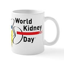WKD logo Mugs