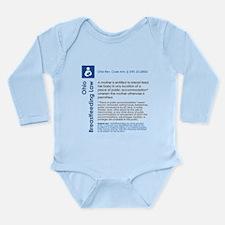 Breastfeeding In Public Law - Ohio Body Suit