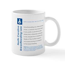 Breastfeeding In Public Law - North Carolina Mugs