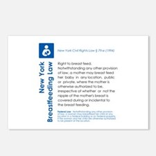 Breastfeeding In Public Law - New York Postcards (