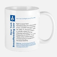Breastfeeding In Public Law - New York Mugs