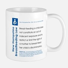 Breastfeeding In Public Law - New Hampshire Mugs