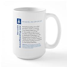 Breastfeeding In Public Law - Nevada Mugs