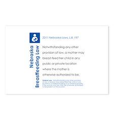 Breastfeeding In Public Law - Nebraska Postcards (