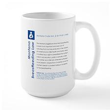 Breastfeeding In Public Law - Montana Mugs
