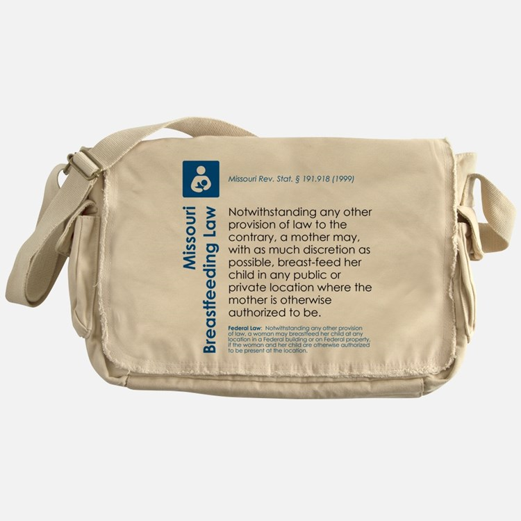 Breastfeeding In Public Law - Missouri Messenger B