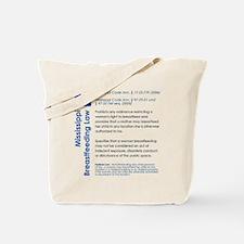 Breastfeeding In Public Law - Mississippi Tote Bag