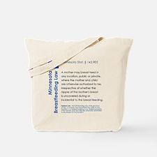 Breastfeeding In Public Law - Minnesota Tote Bag